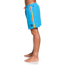 Quiksilver Beach Please Volley 16 Shorts Heren, turquoise